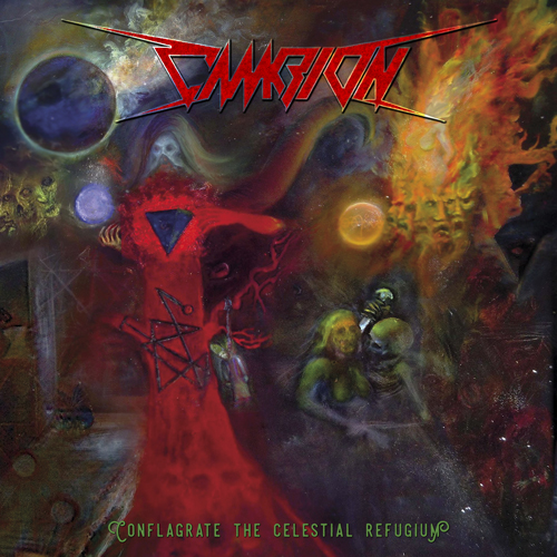 CAMBION - Conflagrate the Celestial Refugium